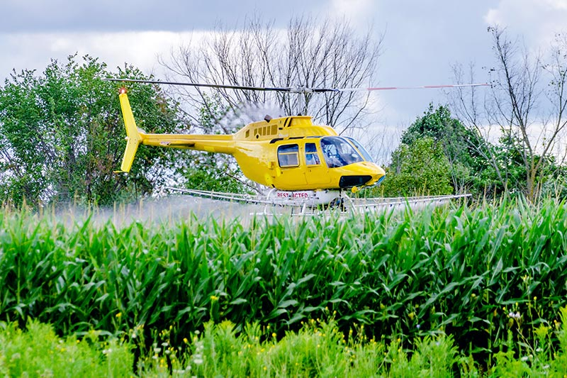Agricultural Aerial Application in Tennessee