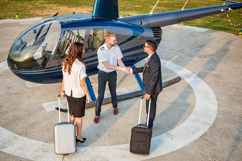 Nashville Helicopter Charters
